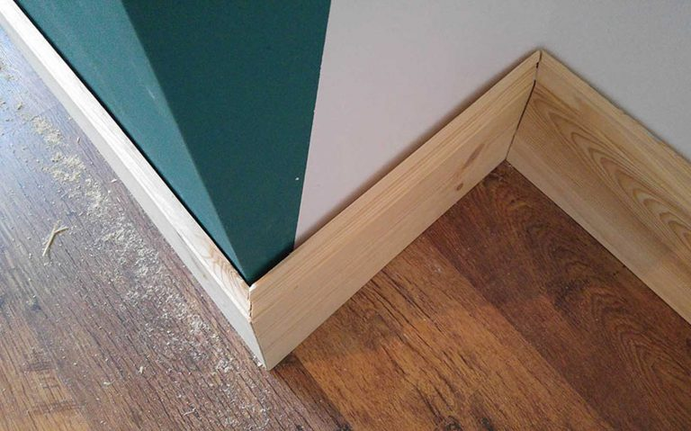 How to caulk skirting boards in 5 easy steps