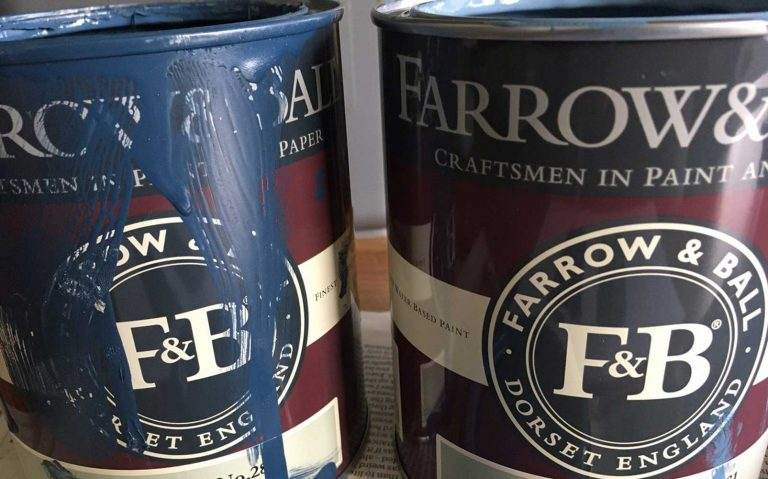 Farrow and Ball paint; A professionals opinion