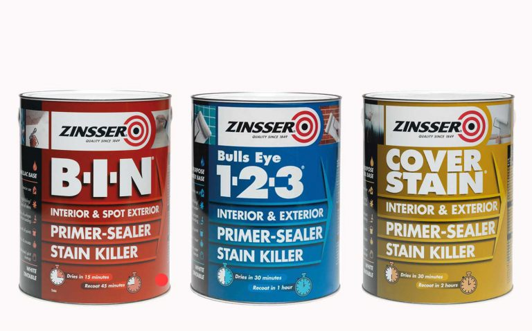 Zinsser Primers – Out of all 3 which is the best?