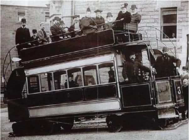 cable tram matlock