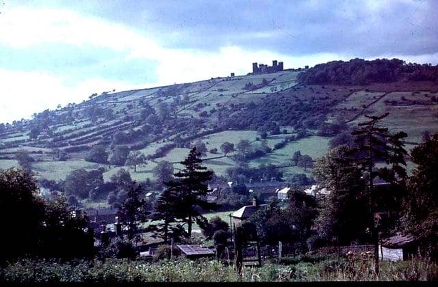 riber castle view matlock