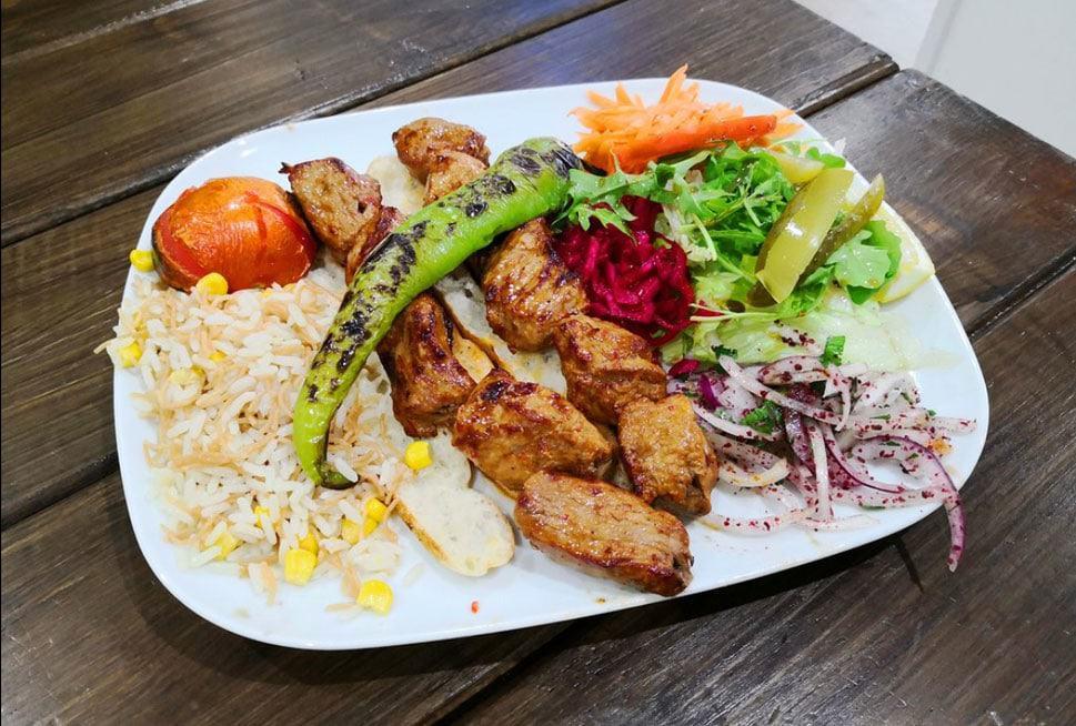 restaurants in chesterfield