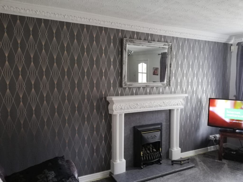 Painter and decorator in chesterfield