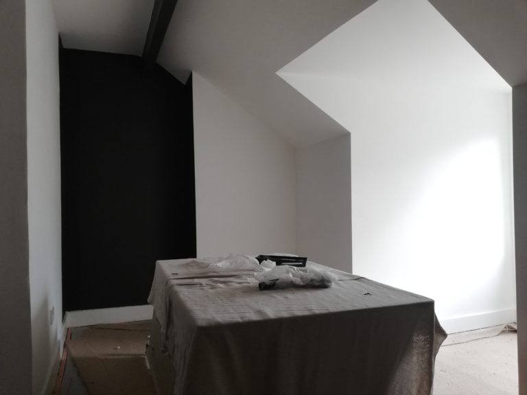 Re-decoration of Attic Room in Chesterfield: A Case Study