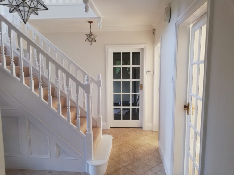 Four bed house in Chesterfield: A Case Study