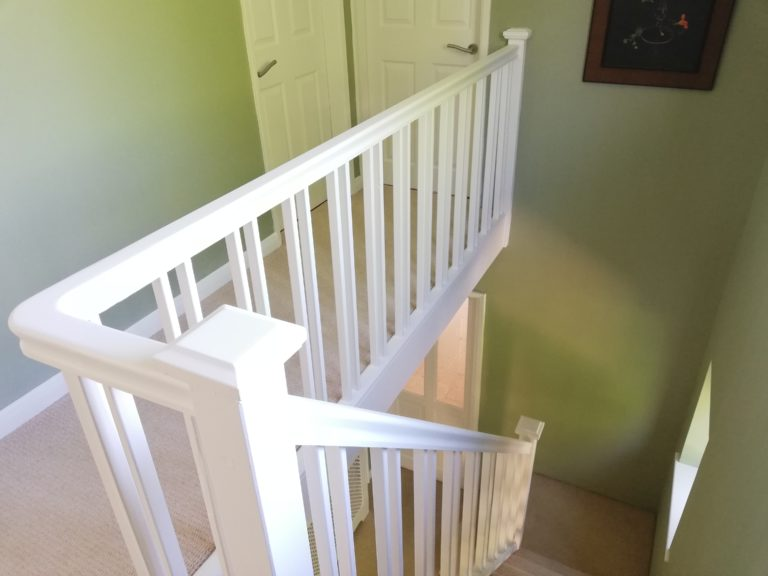 A Hall/Stairs/Landing & Exterior in Chesterfield: A Case Study